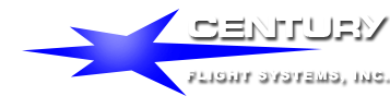Century Flight Systems, Inc. logo, Auto Pilots and Aircraft Instrumentation