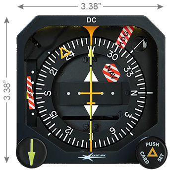 HSI Compass System Specifications
